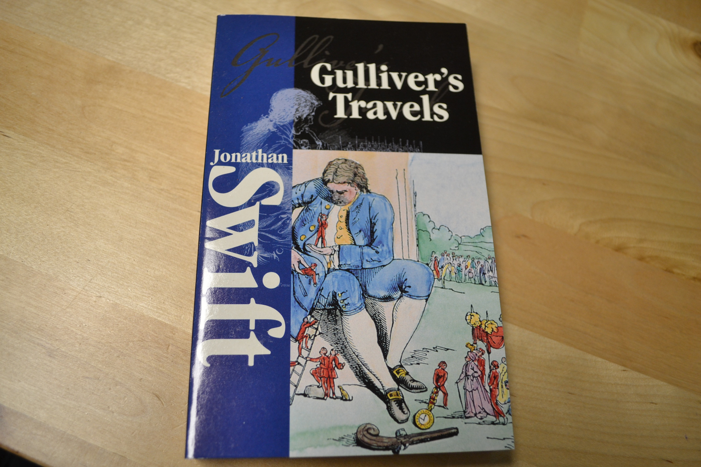 Adventure Classics Gulliver's Travels By Jonathan Swift Book Paperback