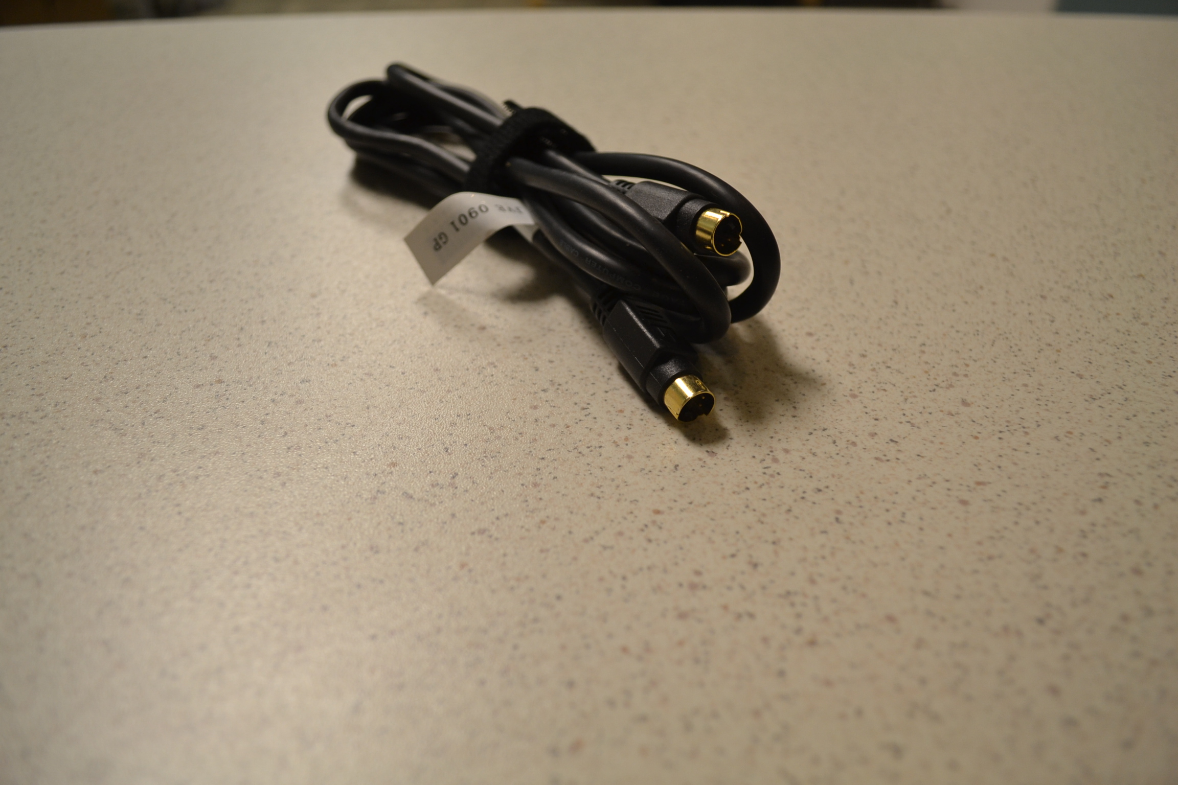6FT 4-PIN S-Video Male To 4-PIN S-Video Male 42.82K11G001A