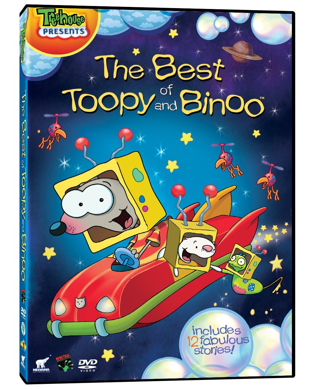 Toopy And Binoo The Best Of Toopy Amp Binoo Import On Dvd