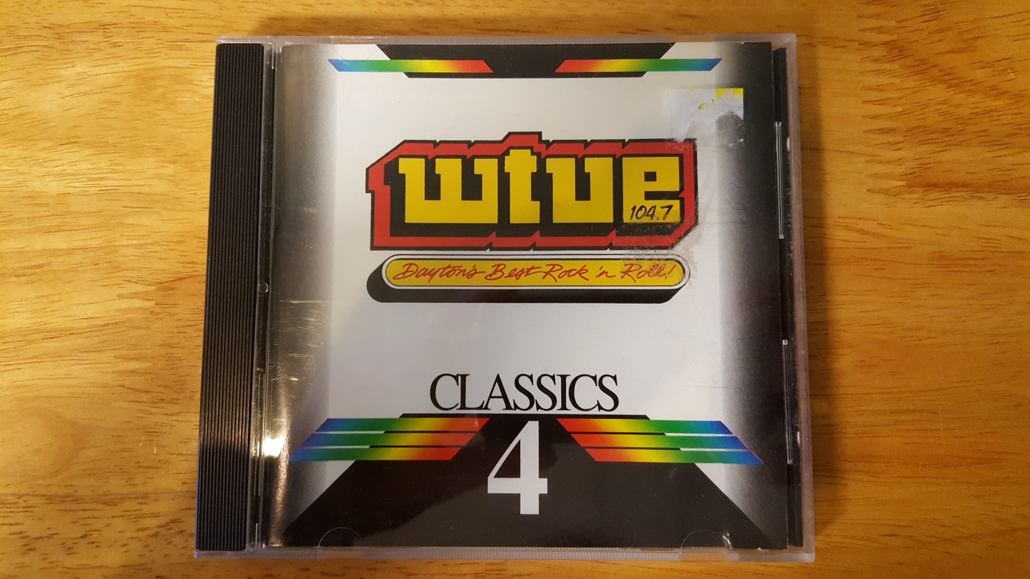 105.9 FM Wckg Classics Vol 4 On Audio CD Album