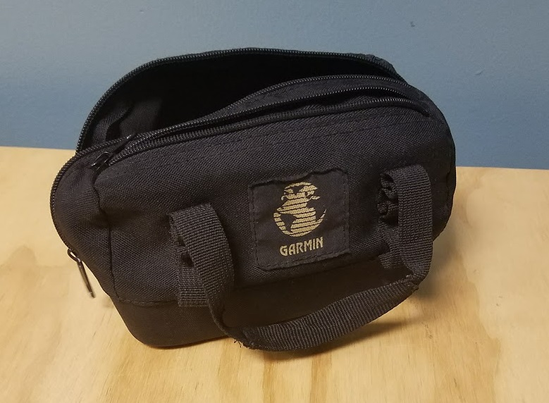 Garmin Deluxe Carry Case 010-10231-01 For Garmin GPS Black