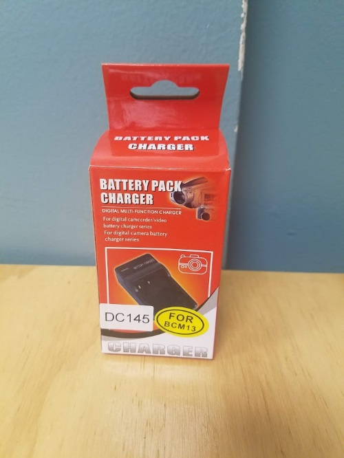 Battery Pack Charger For Panasonic BCM13 DC145