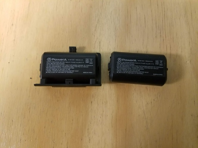 Image 0 of PowerA Battery Pack Set Of 2 For Xbox One