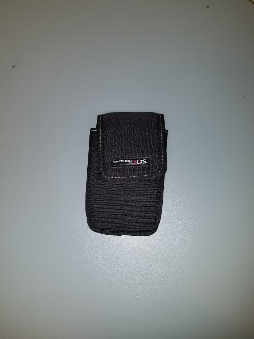 Image 0 of Black Travel Carry Case Pouch For 3DS For DS