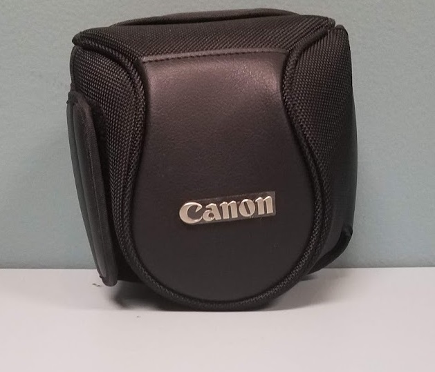 Canon Compact Camera Case Bag Black FNL692