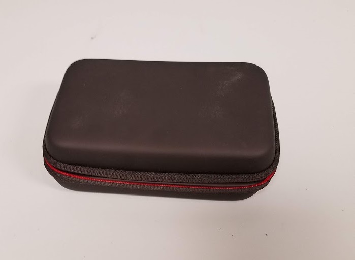 Black Protective Travel Game Carry Case XL For 3DS XL