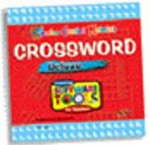 Crossword Deluxe Software On Audio CD Album