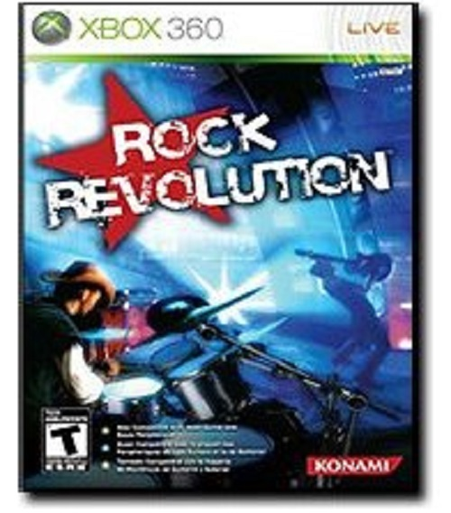Konami Rock Revolution Up To 15 Cool And Realistic Characters High