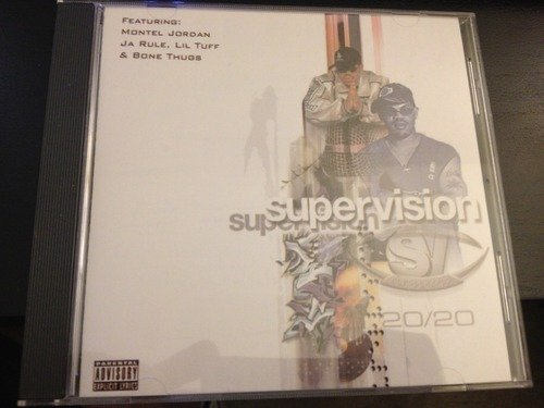 20/20 By Supervision On Audio CD Album 2002