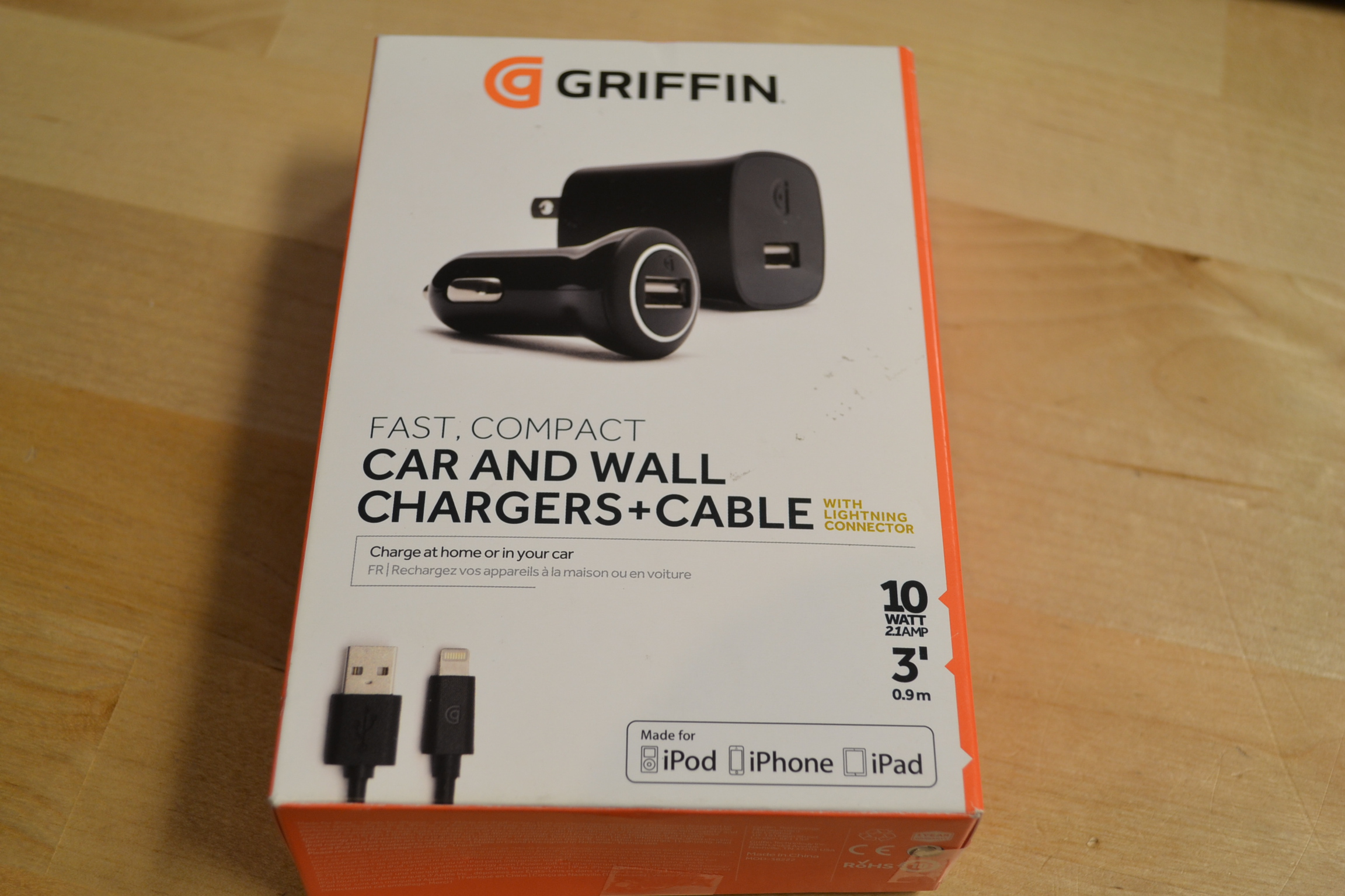 Griffin Car Charger: Griffin PowerBlock PowerJolt Wall And Car Chargers With