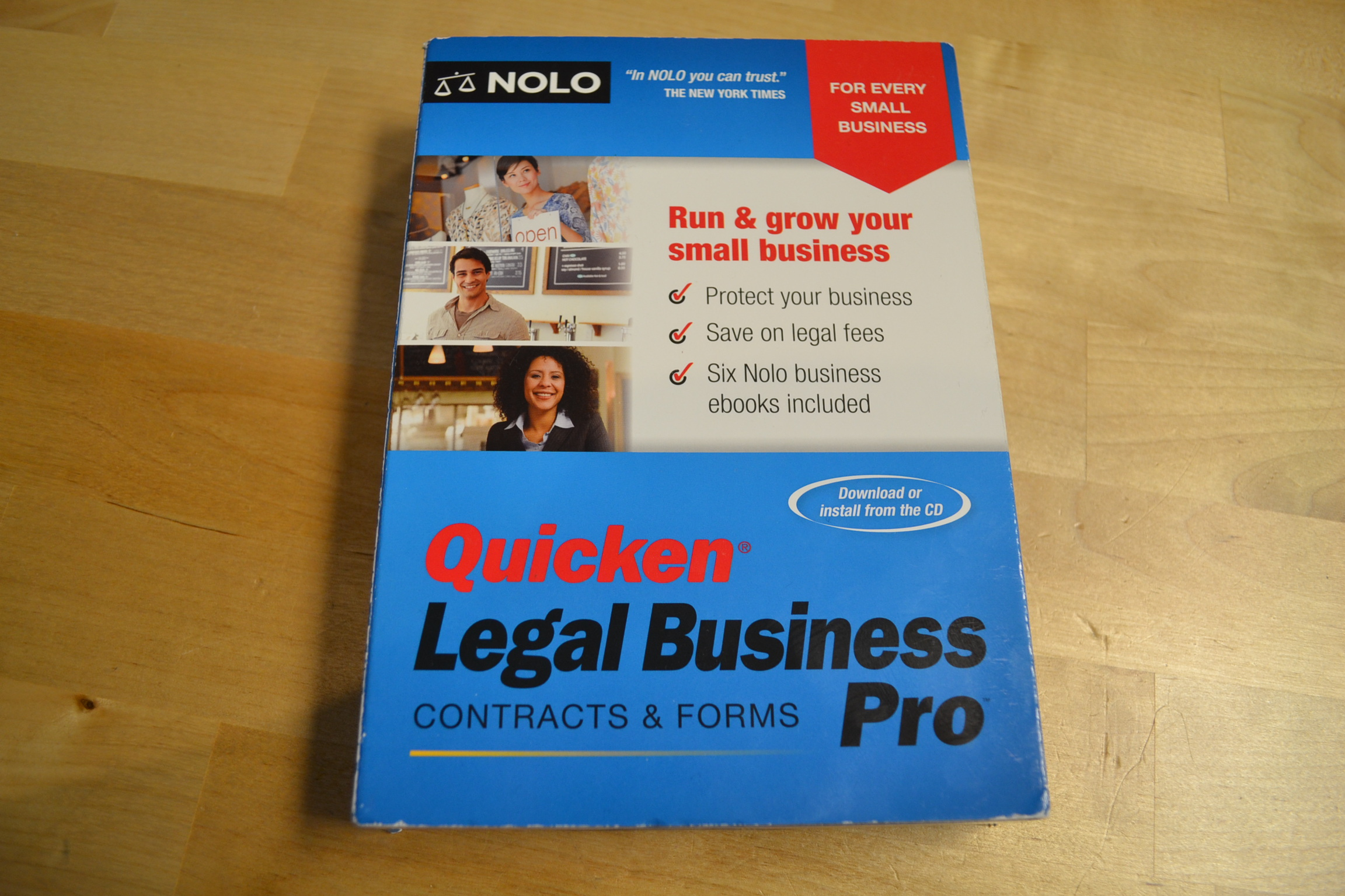 Quicken Legal Business Pro Software