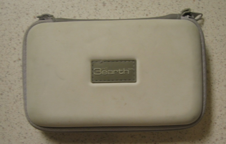 3rd Earth White Universal Hard Case For DS Game