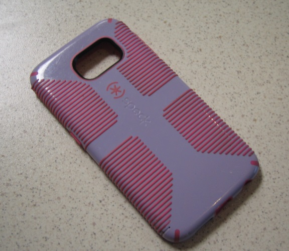 Image 0 of Speck CandyShell Case For Samsung Galaxy S6 Pink Purple Cover Multi