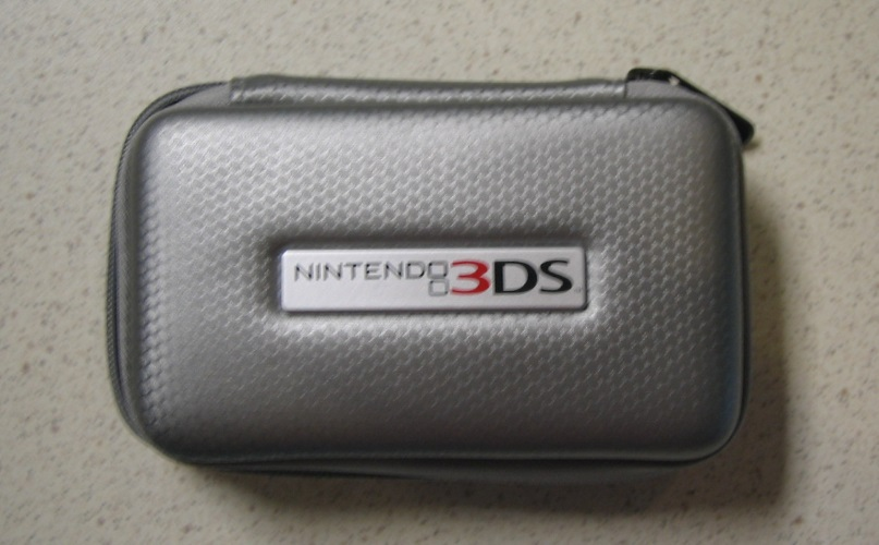 BD&A Explorer Case Gray For DS Grey Game 3DS