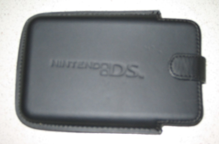 And DSi Essentials Case Sleeve Black For DS