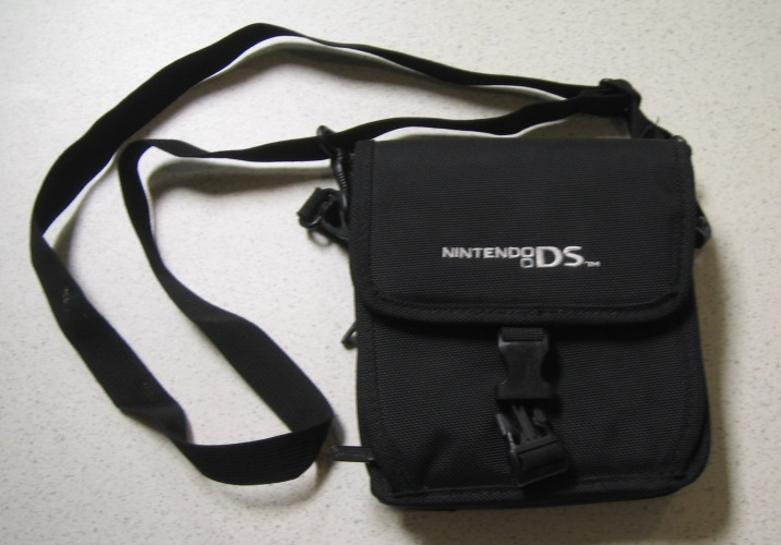 ALS Industries Game Traveler Bag Multi-Color Carry/shoulder DSi XL For DS Carry/