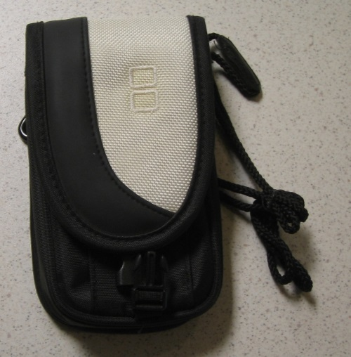 ALS Industries Snap Closure Nylon Game Traveler Carry Case Multi-Color For DS