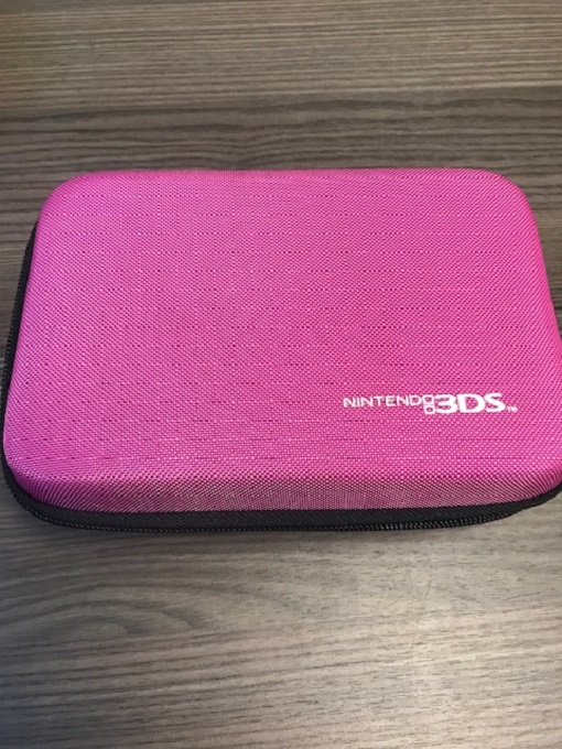 Image 0 of Universal Travel Kit Pink For 3DS