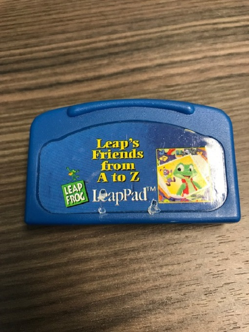Leap's Friends From A To Z For Leap Frog LeapPad