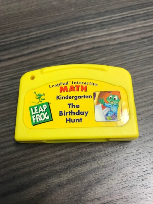 The Birthday Hunt Game Cartridge For Leap Frog LeapPad