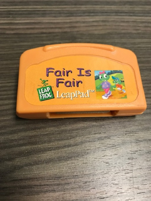 Fair Is Fair For Leap Frog LeapPad