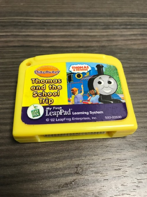 Thomas And The School Trip For Leap Frog LeapPad