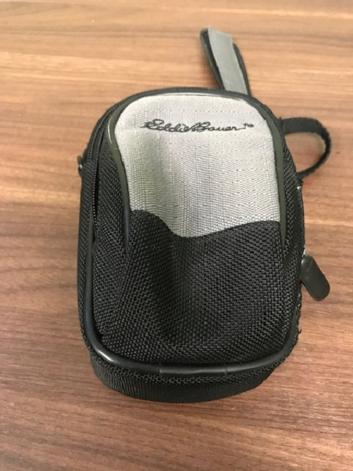 Eddie Bauer Camera Case Carry/Shoulder Black