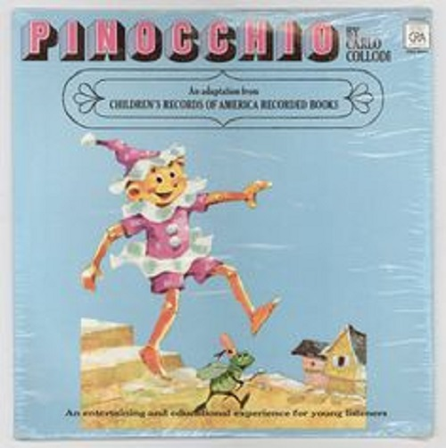 Pinocchio By Adapted And Narrated By: Michael D Abrams Carlo Collodi Composer Mu